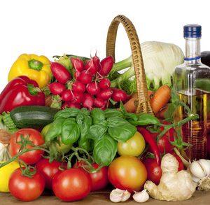Abnehmen mit gesunder Ernährung