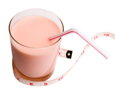 Gewicht verlieren mit Formula Drinks