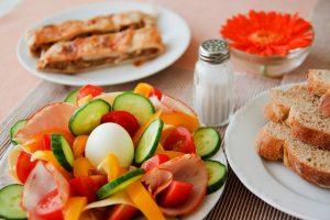 Gesunde Mischkost bei der Brigitte Diät