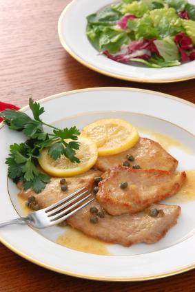 Schnitzel-Diät