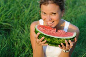 Viel Obst bei der Fit for Fun Diät